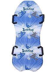 Snow Zone Kids' Snow - Trineo infantil, tamaño 93 cm, color azul