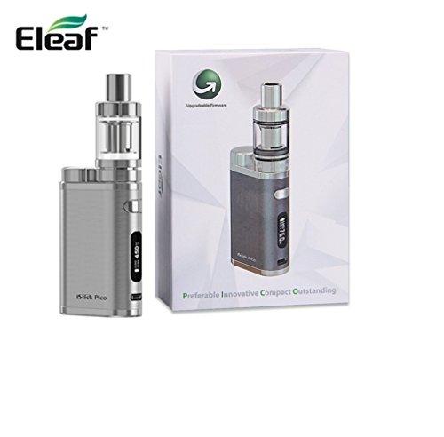 Eleaf iStick Pico TC 75 Watt / MELO 3 Mini Full Kit (Silber) -