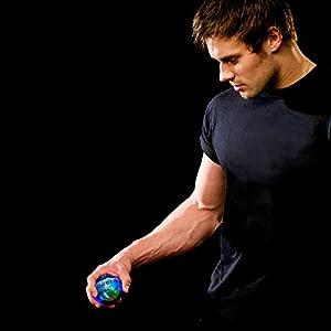POWERBALL 280 Autostart Fusion Pro Balle d'Exercice à Main Mixte Adulte, Pourpre