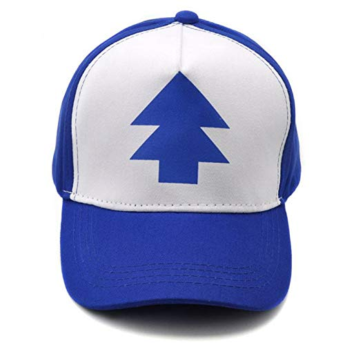 DAIDAIBQM Mode-Kiefer-Baum-Druck-Fernlastfahrer-Kappen-Hysteresen-Hüte