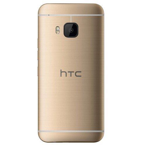 HTC One M9 - Smartphone libre Android (pantalla 5', cámara 20.7 Mp, 32 GB, 3 GB RAM), dorado