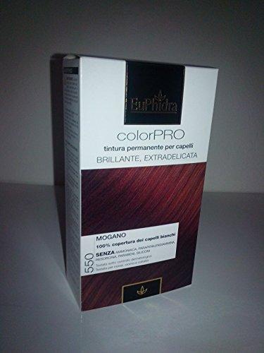 Tintura per capelli - MOGANO - EuPhidra