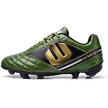 Zapatos De Fútbol De Los Amantes/Botines De Fútbol De Cuero De Confort/Botas