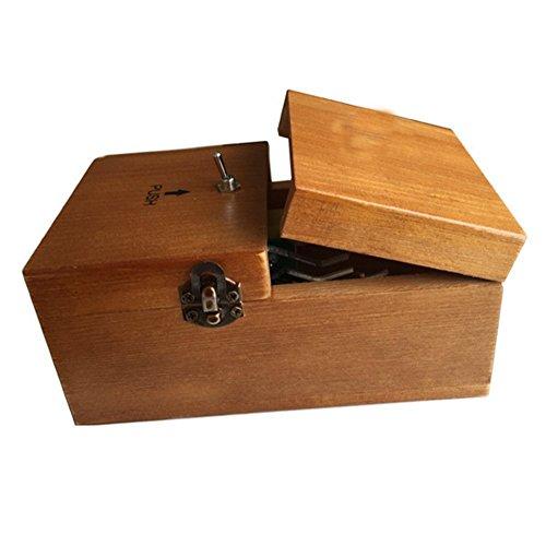 Nützliche Box Machine Kit Spielzeug, Holz (Spielzeug Boxs)