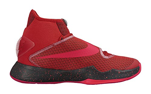Nike , Brogue homme Rouge