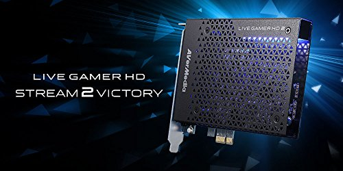 AVerMedia LIVE GAMER HD 2 – Driver-free Professional PCIe