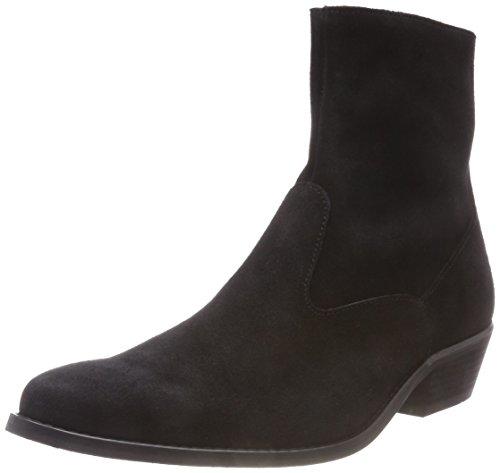 Shoe The Bear Herren Enzo S Klassische Stiefel Schwarz (Black 110), 44 EU