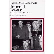 Journal: (1939-1945) (Témoins)