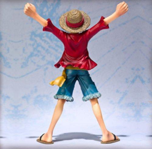 One Piece: Monkey D. Luffy Figuarts Zero Figure (New World Ver.) [Toy] (japan import) 5