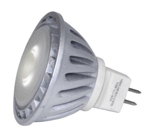 V-Tac AK1576 LED Spot Lampe GU5.3 5W Kaltweiß Sharp Chip, 300lm, 38°