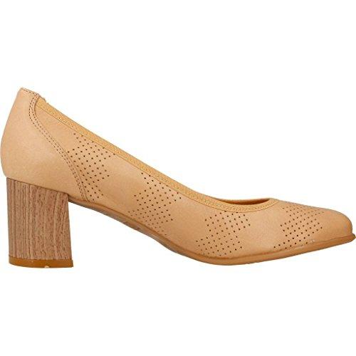 mikaela Chaussures � Talon, Couleur Brun Clair, Marque, modèle Chaussures � Talon Paseo Summer 1 Brun Clair Brun clair