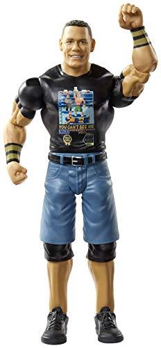 WWE GCB79 - 15 cm Basis Figur John Cena (Spielzeug Wrestling Action-figuren)