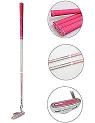 PGM Junior Golf Putter Golf Putter para diestros de acero inoxidable para niños edad 3a 12por szmws