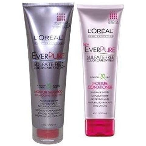 L 'Oreal Paris Everpure humedad champú y acondicionador Rosemary Mint 8.5-fluid Ounce by L' Oreal Paris