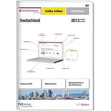 Das Telefonbuch und GelbeSeiten Deutschland Map&Route Frühjahr/Sommer 2013