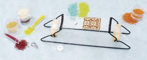 Darice Metall Bead loom-12-inch X 2,75x 2,75Zoll