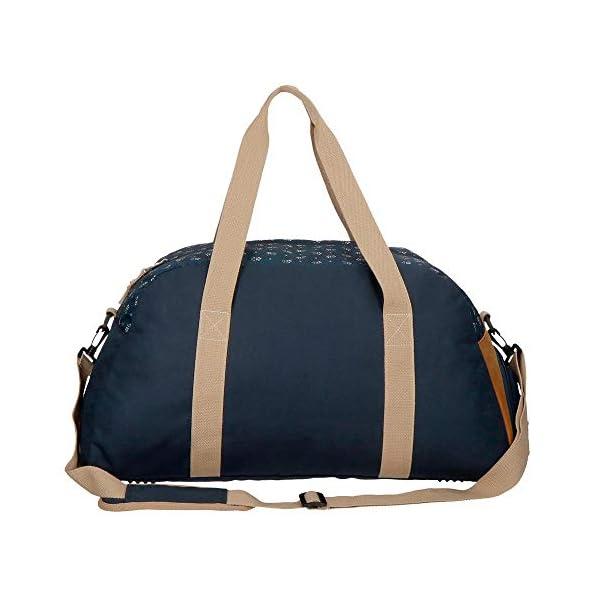 41Z2p1C YNL. SS600  - Pepe Jeans 6232261 Carola Mochila Tipo Casual 32 cm, 7.36 litros, Azul
