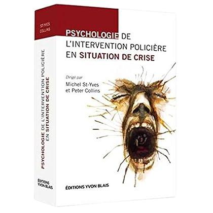 Psychologie de l'intervention policière en situation de crise