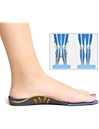 Flat Feet Insoles For Flat Feet Correction & Pain Relief