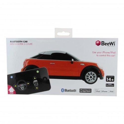 BeeWi BBZ252A6 Bluetooth Mini Cooper Coupé für Apple rot Apple Coupe