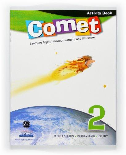 Comet. 2 Primary. Activity book - 9786074930986