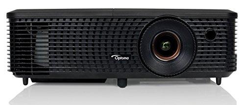 Optoma W331 DLP Projektor (WXGA, 3300 Lumen, 21.000:1 Kontrast, 3D, Zoom 1,1x)