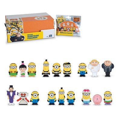 Despicable Me 3 Micro Figure Surprise Pack