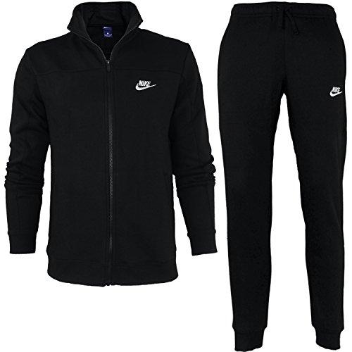 Nike Track Fleece Track Suit Trainingsanzug Trainer Test