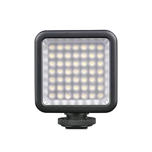 Dorr 371023 VL-49 LED-Videoleuchte, Schwarz