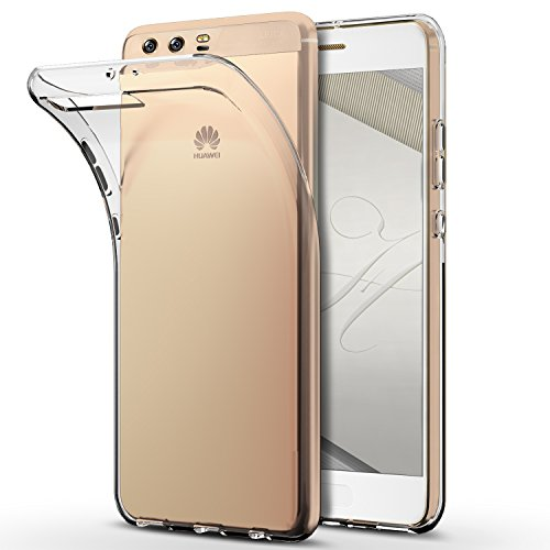 Huawei P10 Plus hülle, Mture Crystal Clear Schutzhülle Huawei P10 Plus Ultradünn Weich Flexibel Silikon Bumper Anti-Scratch Durchsichtiges hülle für Huawei P10 Plus Case Cover