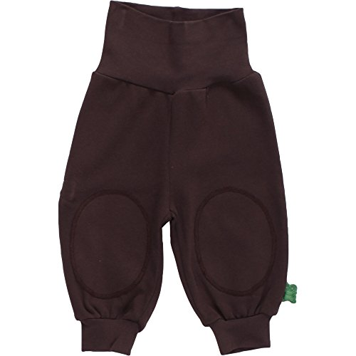Fred's World by Green Cotton Baby-Jungen Hose Alfa Pants, Braun (Brown 019131401), 62