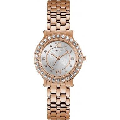 orologio solo tempo donna Guess Blush trendy cod. W1062L3