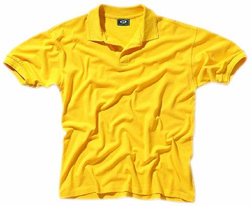 Sir Safety Herren Arbeitshemden Piquet 30205 gelb
