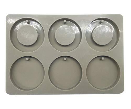 Somtis - Mini moldes de Cera de Silicona