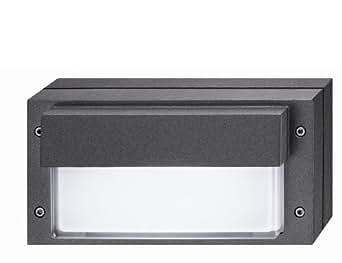 Prisma 700199 400224 -Luminaires Extérieur Applique Murale E27 60W Anthracite