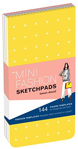 The Mini Fashion Sketchpads (Stationery)