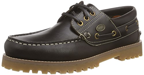 Dockers by Gerli Herren 24DC001-180 Combat Boots, Braun (Cafe 320), 45 EU