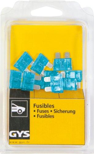 GYS Fusibles 15 A, 054493