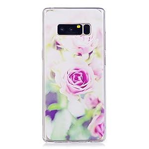COZY HUT Samsung Galaxy Note 8 Handyhülle, Kratzfeste Plating TPU Silicone Case Schutzhülle Ultra Dünn Tasche für mit…