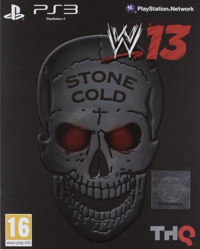 PS3 WWE 13 COLLECTORS ED.