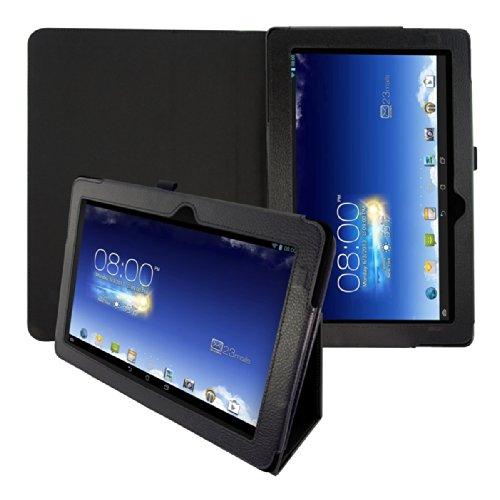 kwmobile ASUS Memo Pad 10 ME102A Hülle - Tablet Cover Case Schutzhülle für ASUS Memo Pad 10 ME102A mit Ständer
