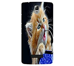 Perfect print back cover for Lenovo A2010