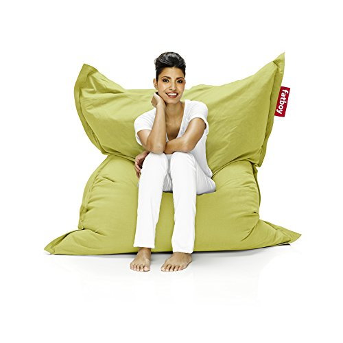 Fatboy 900.0270.7 Sitzsack, Baumwolle, grün, 60 x 60 x 110 cm