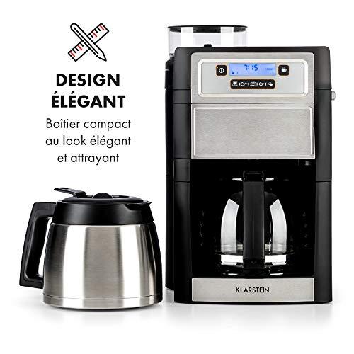 Brabantia Senseo Café Pad Jarre-Fingerprint Proof en acier mat noir couvercle