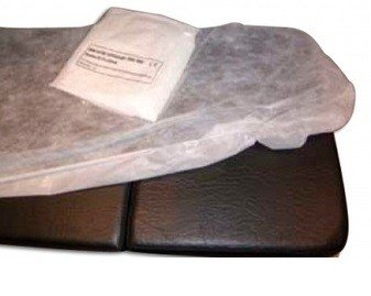 Sabanas desechables ajustable camillas SMS 210 x 80 (pack 10 unidades)