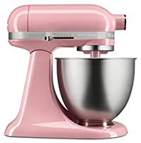 KitchenAid Artisan Mini 5KSM3311XBGU 250-Watt Stand Mixer (Guava Glaze)
