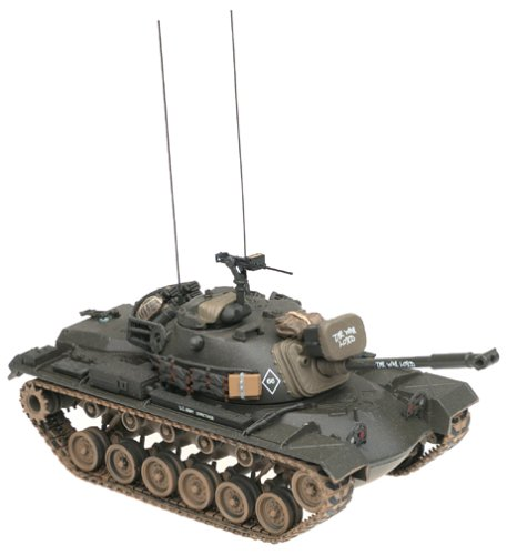Corgi Unsung Heroes - M48 A3 Patton Tank 1:50 Scale - U.S. Army Vietman Series II