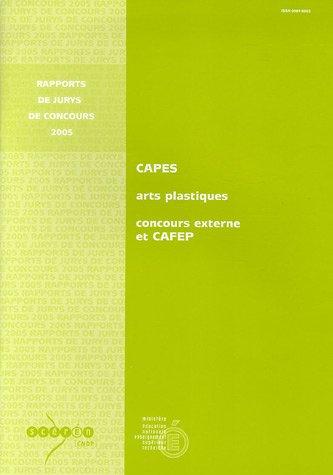 CAPES Arts plastiques : Concours externe et CAFEP