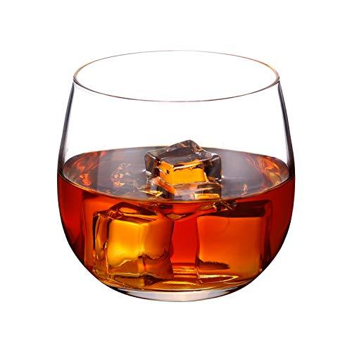 Umi.Essentials Set von 6 Gläser für Wein Wasser Trinken Hochball 400ml (14.0oz)