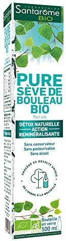 Pure Sève de Bouleau Bio | Complément Alimentaire Draineur et Détox - Draine et détoxifie l'organisme | Bo